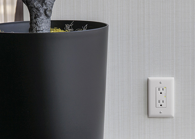 EcoGuard, outlet, plug load, EcoSmart, HVAC, IoT, Internet of Things, Energy efficiency