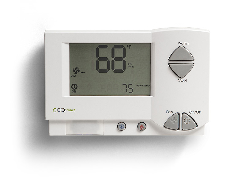 EcoInsight, EcoSmart, Thermostat, HVAC, IoT, Internet of Things, Energy efficiency