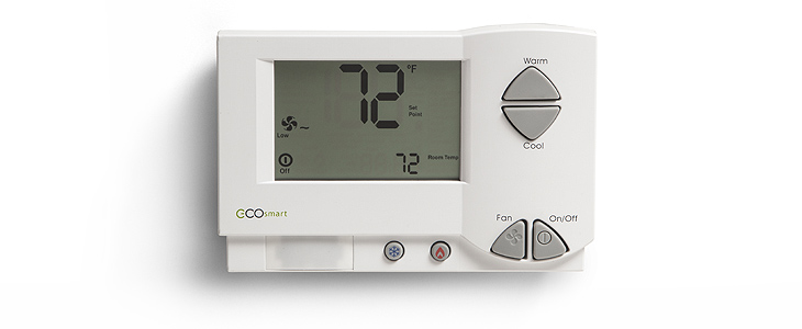 EcoInsights, thermostat, IoT, Internet of Things, EMS, Energy Management Systems