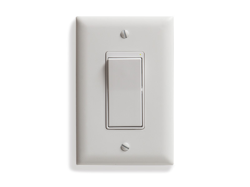 EcoSwitch, Light Switch, EcoSmart, HVAC, IoT, Internet of Things, Energy efficiency